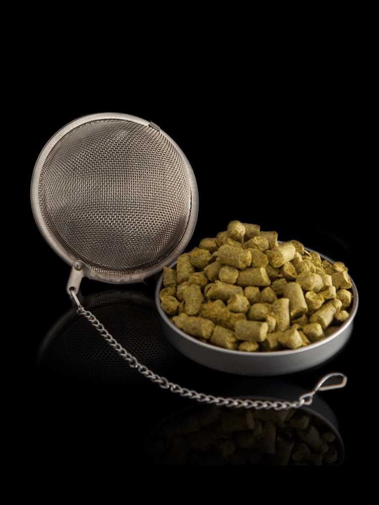 Small Batch Brew - Hop Bomb and Hops