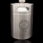 Small Batch Brew - 5 Litre Mini Keg with a Double Ball Lock Spear