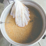Home Brew Pot BIAB Mash