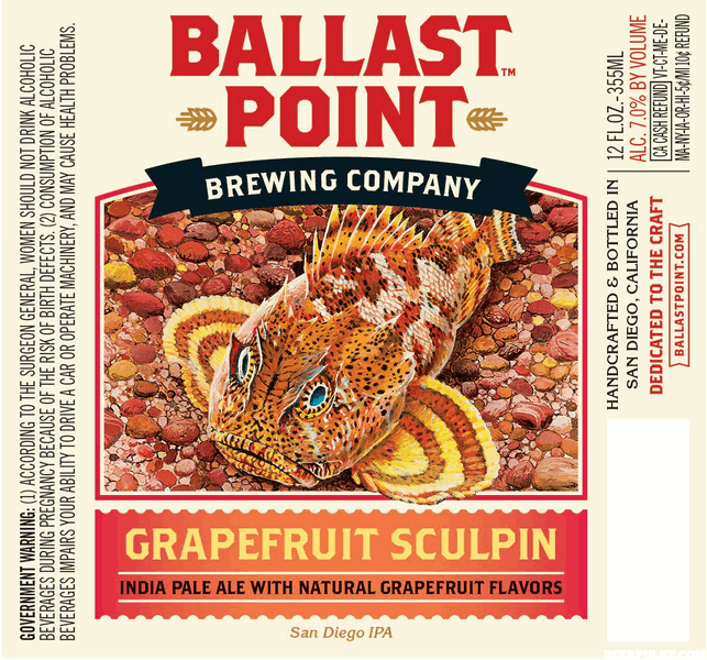 Grapefruit Sculpin Clone