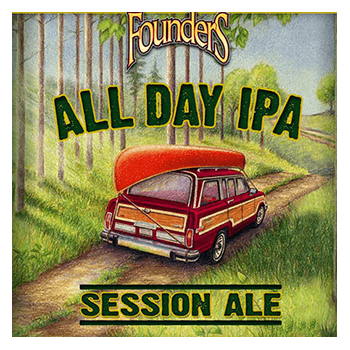 Founders All Day IPA Clone
