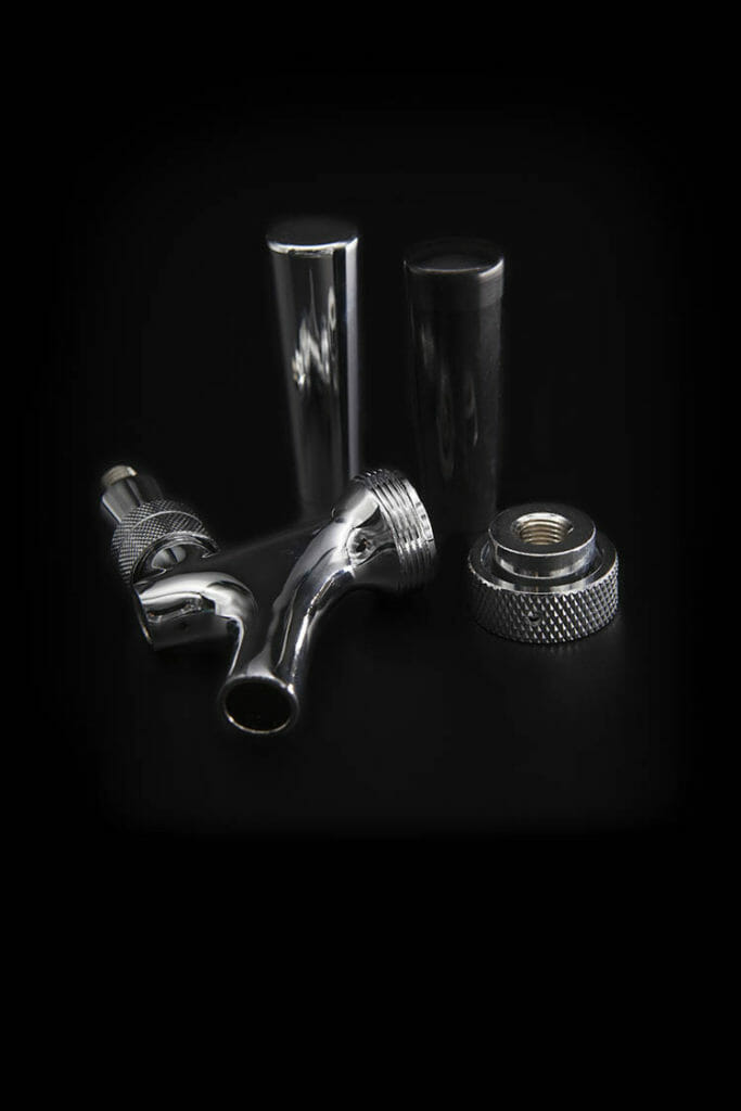 Small Batch Brew - Brumby Tap Chrome and Plastic Handle