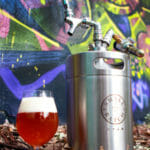 Small Batch Brew Stainless Steel Mini Keg