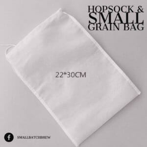 Small Batch Brew - Hop Sock - Grain Steeping Bag - BIAB