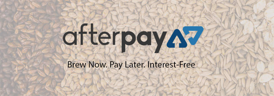 Brew Today and Pay Later with AfterPay