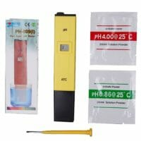 Small Batch Brew Digital Pocket PH Meter included
