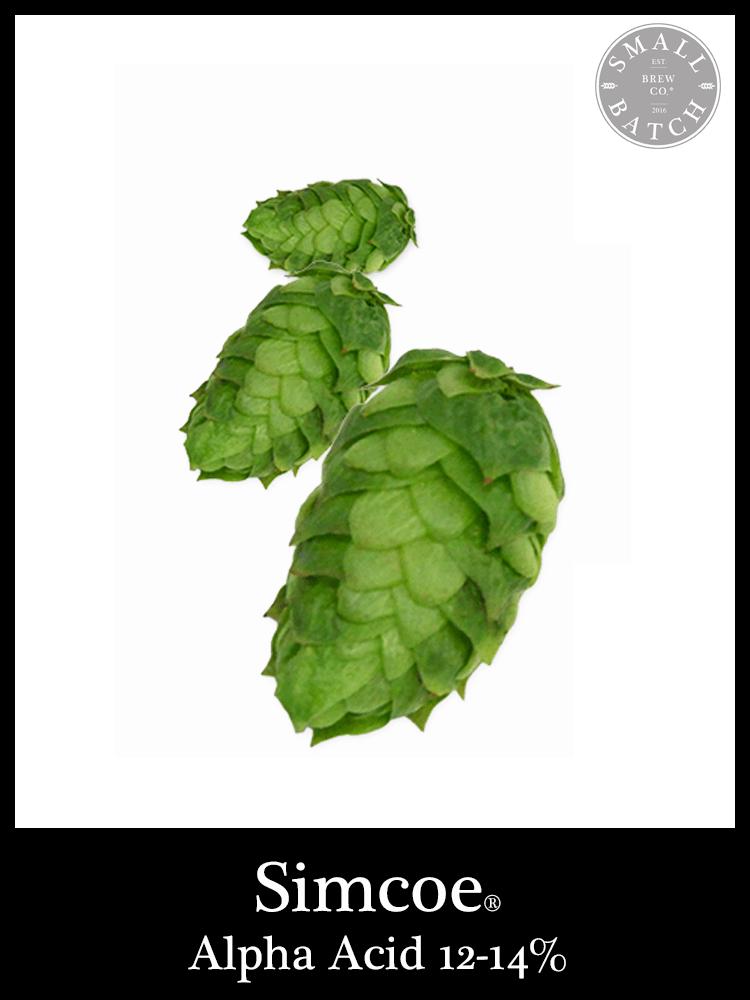 Simcoe Hops - Small Batch Brew