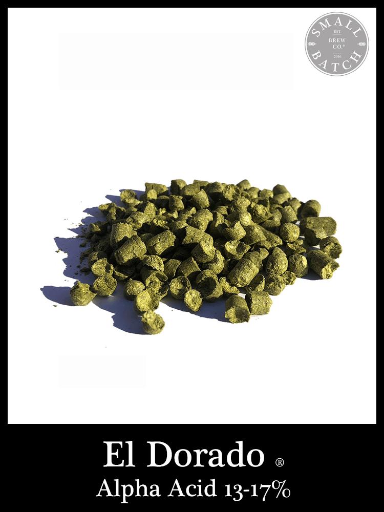 El Dorado Hops Pellets